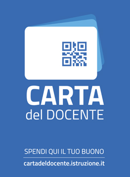 Acquista con la Carta del docente